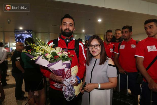 Đối thủ đầu tiên đổ bộ đến Hà Nội, sẵn sàng đối đầu U23 Việt Nam - Ảnh 5.