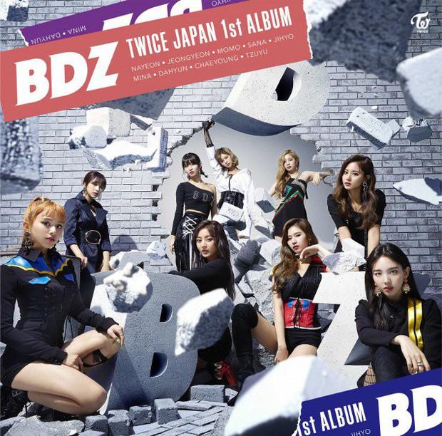 Xứng danh girlgroup triệu bản, TWICE phá kỉ lục bán album của tiền bối SNSD trên Gaon - Ảnh 2.