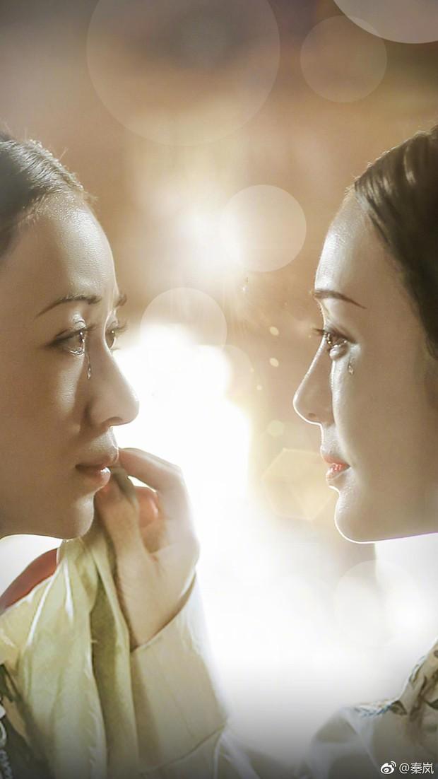 Phân cảnh không muốn xem nhất Diên Hi Công Lược đã xuất hiện, Phú Sát hoàng hậu nhảy lầu tự vẫn - Ảnh 7.