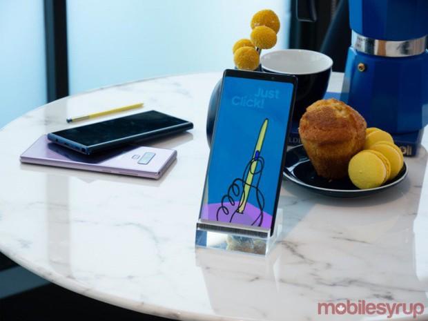 6 tính năng mới của bút S Pen hỗ trợ Bluetooth trên Galaxy Note 9 - Ảnh 6.