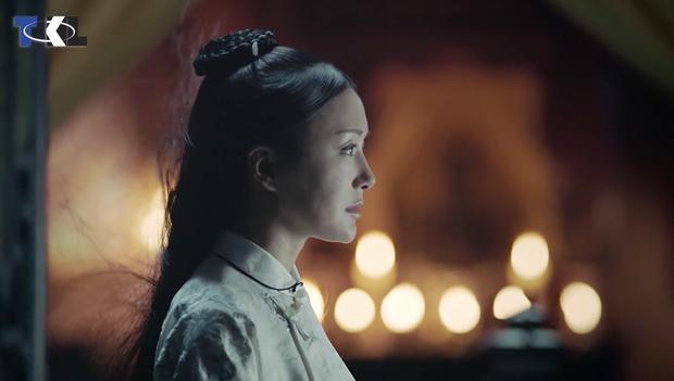 Phân cảnh không muốn xem nhất Diên Hi Công Lược đã xuất hiện, Phú Sát hoàng hậu nhảy lầu tự vẫn - Ảnh 2.