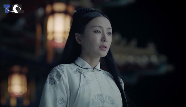 Phân cảnh không muốn xem nhất Diên Hi Công Lược đã xuất hiện, Phú Sát hoàng hậu nhảy lầu tự vẫn - Ảnh 3.