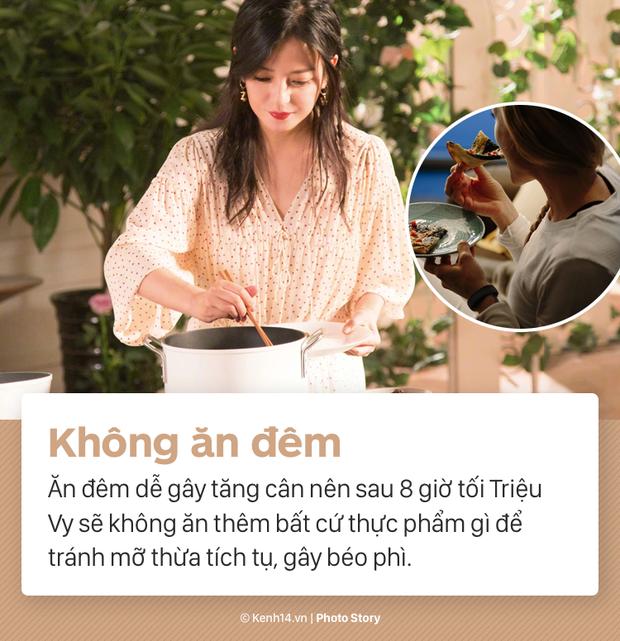 Cùng nghe Triệu Vy tiết lộ về màn giảm cân ngoạn mục nhất Showbiz Hoa ngữ: giảm thần tốc 15kg, lấy lại vóc dáng thời con gái - Ảnh 9.