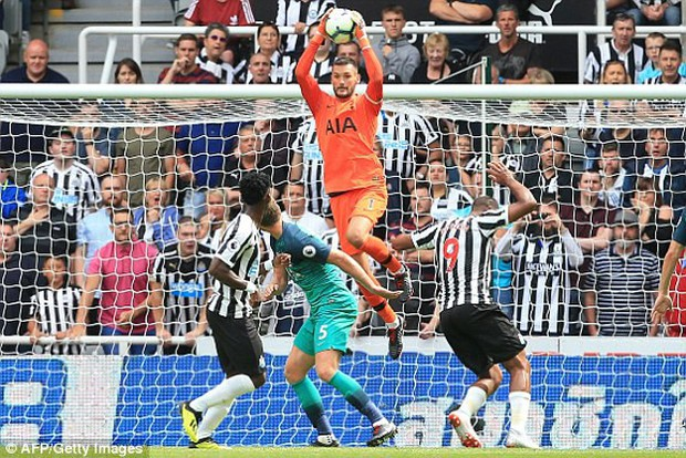 10 phút ghi 2 bàn, Tottenham khai màn Premier League 2018/19 hoàn hảo - Ảnh 5.