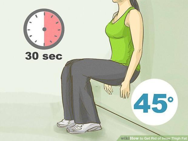 4 bài tập giúp đùi thon gọn chỉ mất vài phút mỗi ngày mà con gái có thể tự tập ngay tại nhà - Ảnh 3.