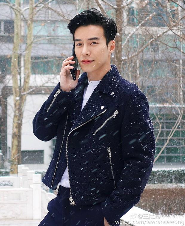 Mải ngắm Phó Hằng, netizen quên mất một mỹ nam điển trai chẳng kém gì Won Bin trong Diên Hi Công Lược - Ảnh 20.