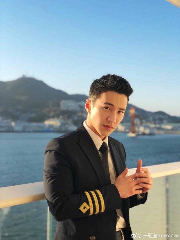 Mải ngắm Phó Hằng, netizen quên mất một mỹ nam điển trai chẳng kém gì Won Bin trong Diên Hi Công Lược - Ảnh 7.