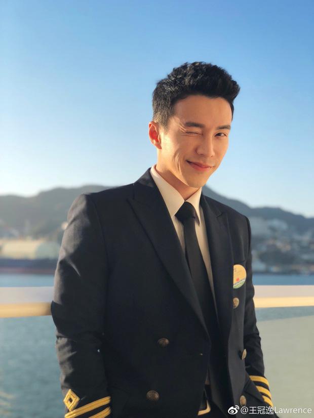 Mải ngắm Phó Hằng, netizen quên mất một mỹ nam điển trai chẳng kém gì Won Bin trong Diên Hi Công Lược - Ảnh 15.
