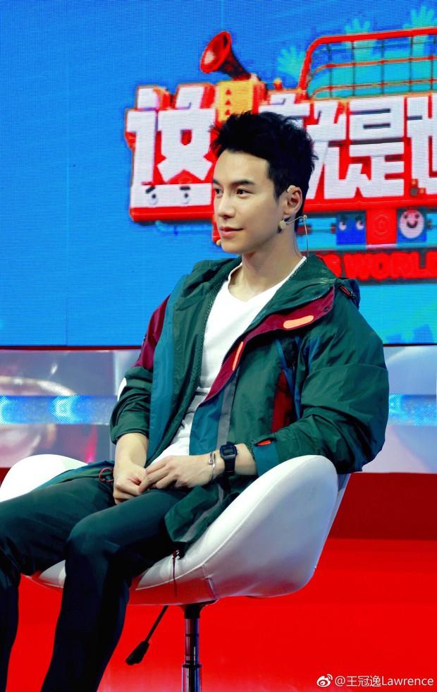 Mải ngắm Phó Hằng, netizen quên mất một mỹ nam điển trai chẳng kém gì Won Bin trong Diên Hi Công Lược - Ảnh 26.