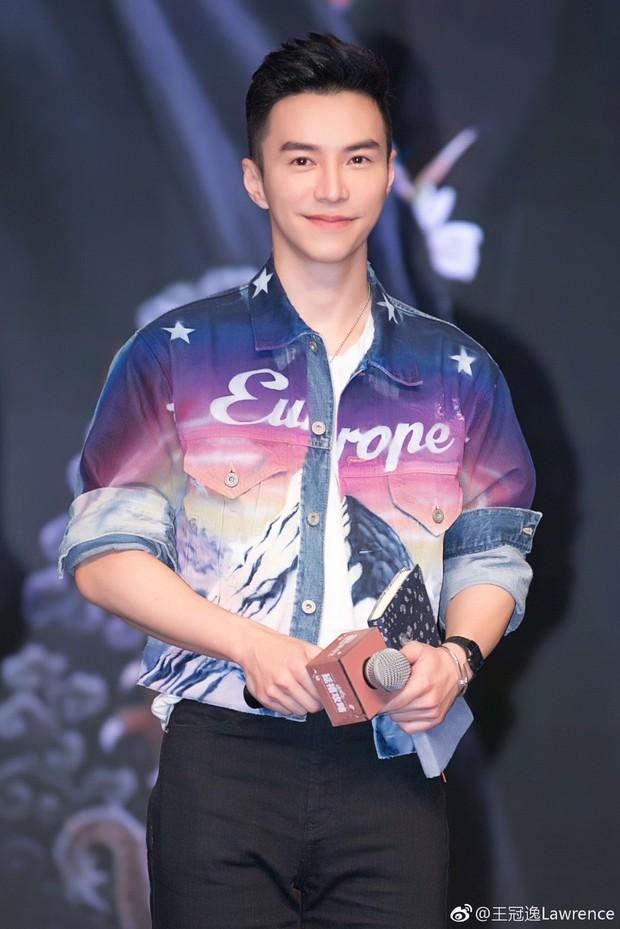 Mải ngắm Phó Hằng, netizen quên mất một mỹ nam điển trai chẳng kém gì Won Bin trong Diên Hi Công Lược - Ảnh 3.