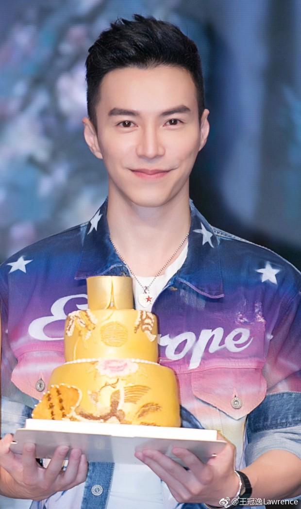 Mải ngắm Phó Hằng, netizen quên mất một mỹ nam điển trai chẳng kém gì Won Bin trong Diên Hi Công Lược - Ảnh 4.