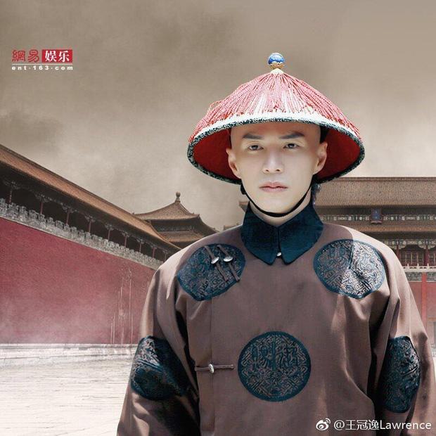 Mải ngắm Phó Hằng, netizen quên mất một mỹ nam điển trai chẳng kém gì Won Bin trong Diên Hi Công Lược - Ảnh 1.