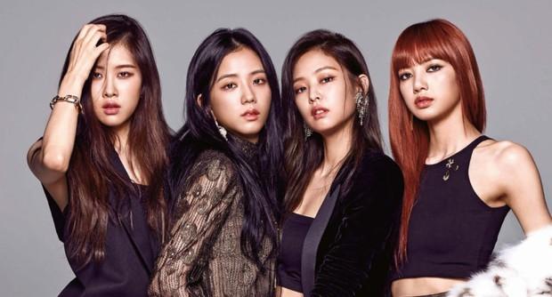 Black Pink đánh bật cả TWICE và Red Velvet, nhóm nữ sắp sang Việt Nam cũng lọt top đầu BXH girlgroup hot nhất - Ảnh 1.