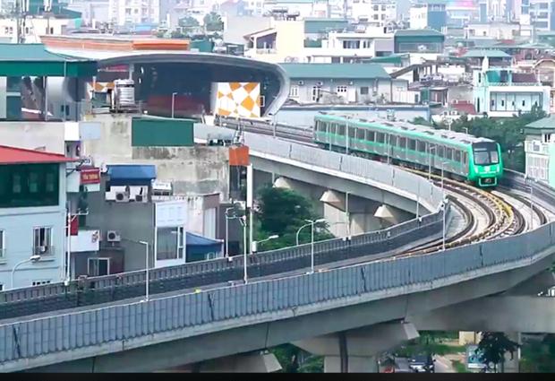 Gần 700 người quản lý, vận hành, khai thác đường sắt đô thị Cát Linh-Hà Đông - Ảnh 1.