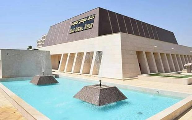 Ai Cập phá vỡ lời nguyền Pharaoh để khai trương Bảo tàng Quốc gia - Ảnh 1.