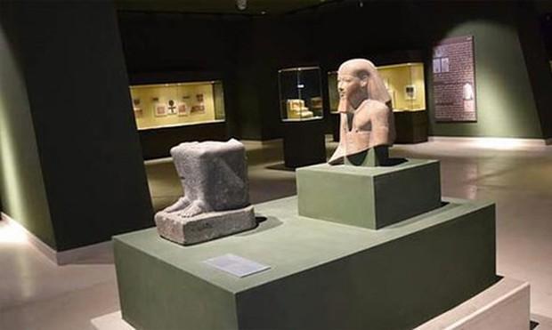 Ai Cập phá vỡ lời nguyền Pharaoh để khai trương Bảo tàng Quốc gia - Ảnh 2.