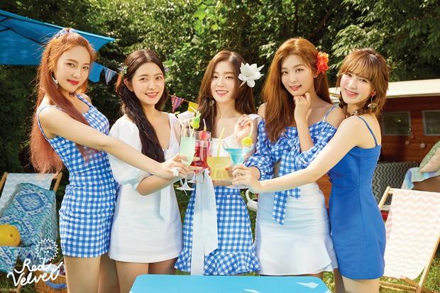Black Pink đánh bật cả TWICE và Red Velvet, nhóm nữ sắp sang Việt Nam cũng lọt top đầu BXH girlgroup hot nhất - Ảnh 3.