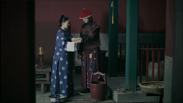Diên Hi Công Lược tập 34: Phó Hằng chia tay Anh Lạc, thông báo cưới vợ - Ảnh 1.