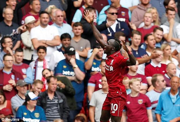Mane tỏa sáng, Liverpool thắng lớn ngày ra quân - Ảnh 3.