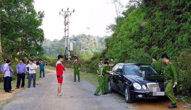 Nam thanh niên trình báo bị tấn công, cướp gần 600 triệu đồng khi ngủ trên xe ô tô - Ảnh 1.