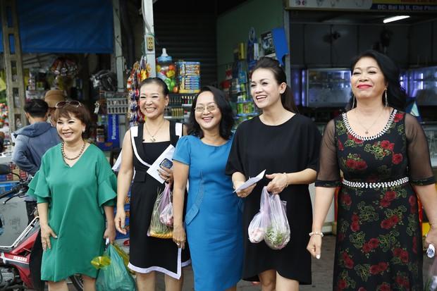 Học viện mẹ chồng: Mặc kệ mọi người xung quanh, Lâm Khánh Chi liên tục chỉ trích chồng vì thua thử thách - Ảnh 2.