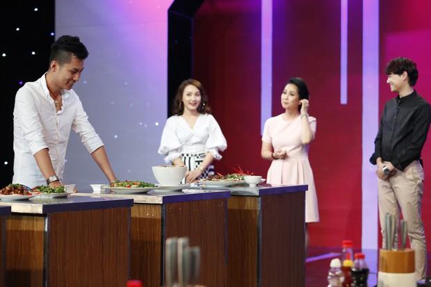 Học viện mẹ chồng: Mặc kệ mọi người xung quanh, Lâm Khánh Chi liên tục chỉ trích chồng vì thua thử thách - Ảnh 5.