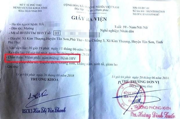 Nóng: Bộ Y tế vào cuộc vụ người dân nhiễm HIV nghi do bác sĩ dùng chung kim tiêm ở Phú Thọ - Ảnh 2.