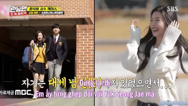 Vợ chồng Sungjae (BtoB) - Joy (Red Velvet): Chia tay 3 năm vẫn được nhà đài gán ghép nhiệt tình - Ảnh 12.