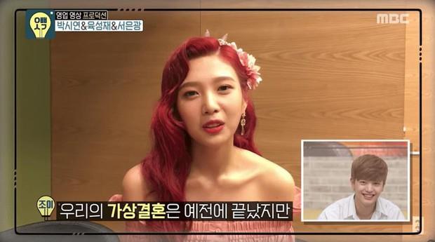 Vợ chồng Sungjae (BtoB) - Joy (Red Velvet): Chia tay 3 năm vẫn được nhà đài gán ghép nhiệt tình - Ảnh 5.