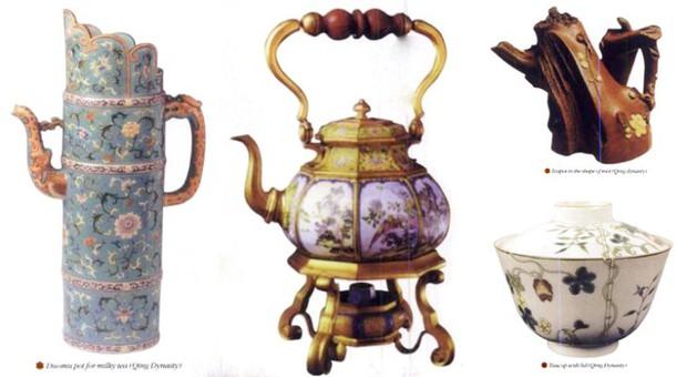 Không ai ngờ đến vua Càn Long xưa kia cũng có sở thích... uống trà sữa! - Ảnh 5.