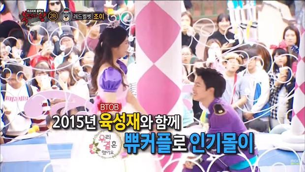 Vợ chồng Sungjae (BtoB) - Joy (Red Velvet): Chia tay 3 năm vẫn được nhà đài gán ghép nhiệt tình - Ảnh 7.
