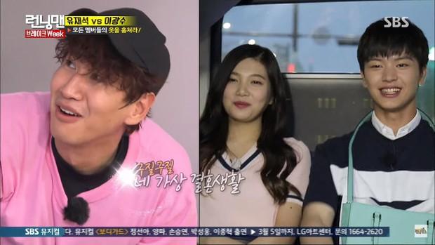 Vợ chồng Sungjae (BtoB) - Joy (Red Velvet): Chia tay 3 năm vẫn được nhà đài gán ghép nhiệt tình - Ảnh 10.