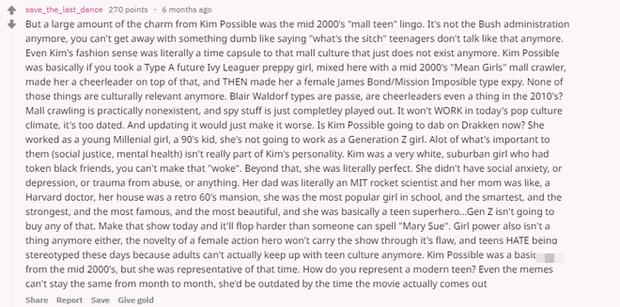 Teaser vừa ra, nàng điệp viên huyền thoại trong lòng 9X Kim Possible bản người đóng đã bị chê là lỗi thời - Ảnh 3.