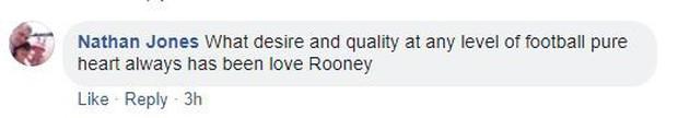 Thế giới bóng đá phát cuồng khi Rooney lăn xả cứu bóng rồi kiến tạo chiến thắng ở phút 96 - Ảnh 4.