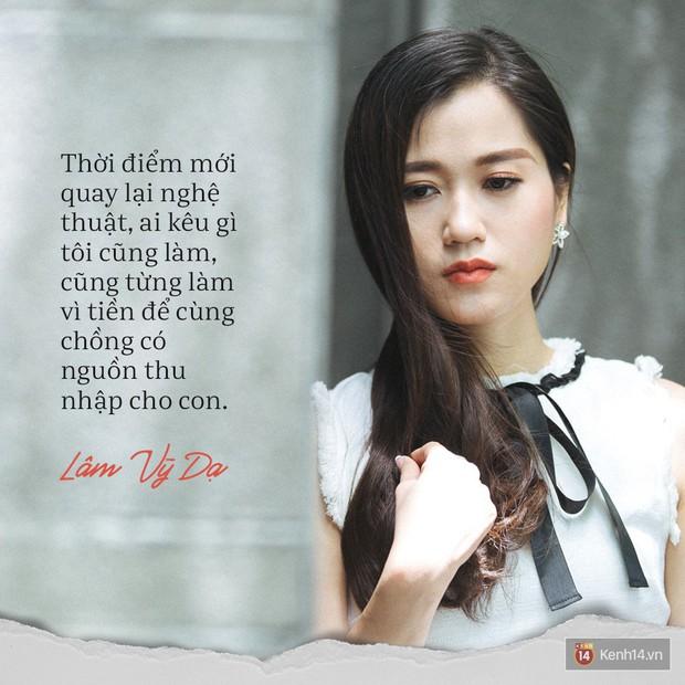 Lâm Vỹ Dạ kể về cuộc hôn nhân với Hứa Minh Đạt: Đôi lúc tôi cũng nản và mệt mỏi lắm! - Ảnh 3.