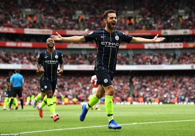 Man City hạ gục Arsenal, khẳng định vị thế nhà đương kim vô địch - Ảnh 3.