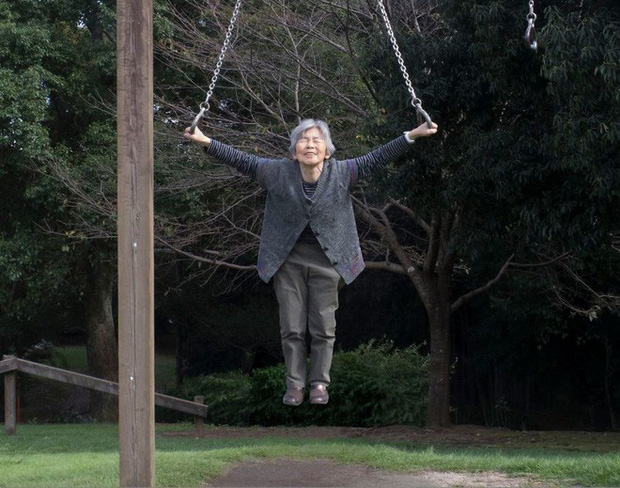 Cụ bà Nhật 90 tuổi tiếp tục chinh phục Internet bằng niềm vui sống mỗi ngày qua nhiếp ảnh - Ảnh 9.