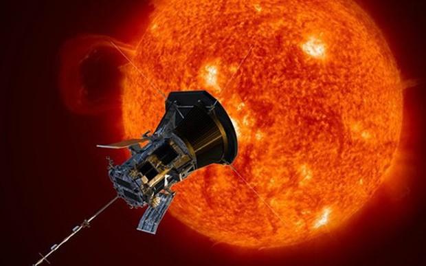 NASA phóng tàu vũ trụ đầu tiên thăm dò Mặt Trời - Ảnh 1.