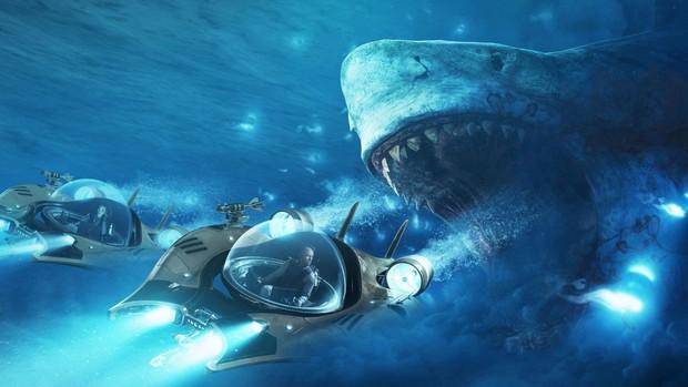 Liệu ngoài đời thật siêu cá mập Megalodon có thể cắn gãy đôi một chiếc thuyền nặng hàng tấn không? - Ảnh 1.