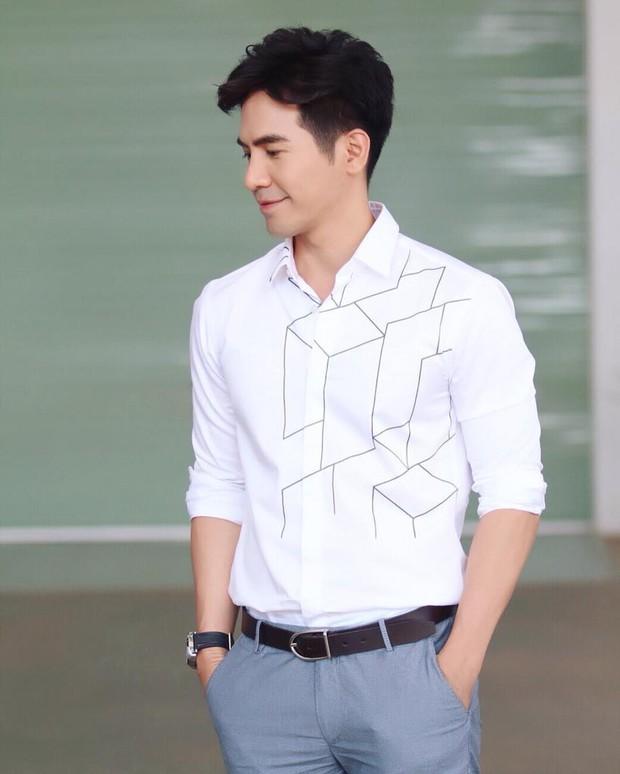 Top anh xã quốc dân mới của làng giải trí Thái Lan: Toàn tài tử cực phẩm nhưng bất ngờ nhất là vị trí đầu tiên - Ảnh 4.