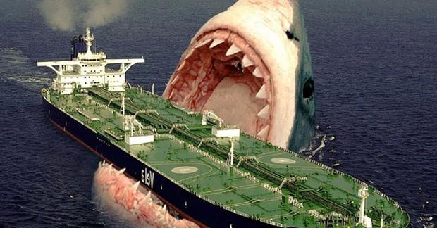 Liệu ngoài đời thật siêu cá mập Megalodon có thể cắn gãy đôi một chiếc thuyền nặng hàng tấn không? - Ảnh 3.