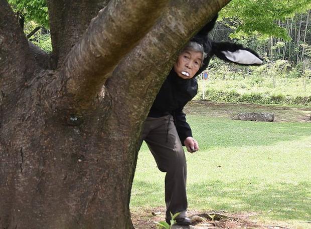 Cụ bà Nhật 90 tuổi tiếp tục chinh phục Internet bằng niềm vui sống mỗi ngày qua nhiếp ảnh - Ảnh 7.