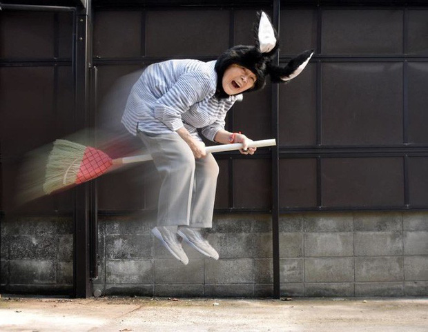Cụ bà Nhật 90 tuổi tiếp tục chinh phục Internet bằng niềm vui sống mỗi ngày qua nhiếp ảnh - Ảnh 10.