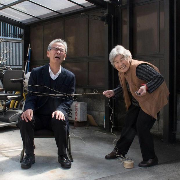 Cụ bà Nhật 90 tuổi tiếp tục chinh phục Internet bằng niềm vui sống mỗi ngày qua nhiếp ảnh - Ảnh 11.