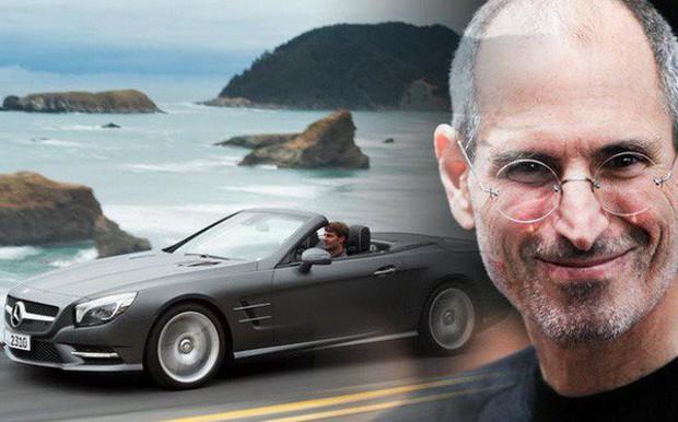 Vì sao cứ 6 tháng Steve Jobs lại đổi xe một lần dù chưa hề có một vết xước nhỏ? - Ảnh 1.