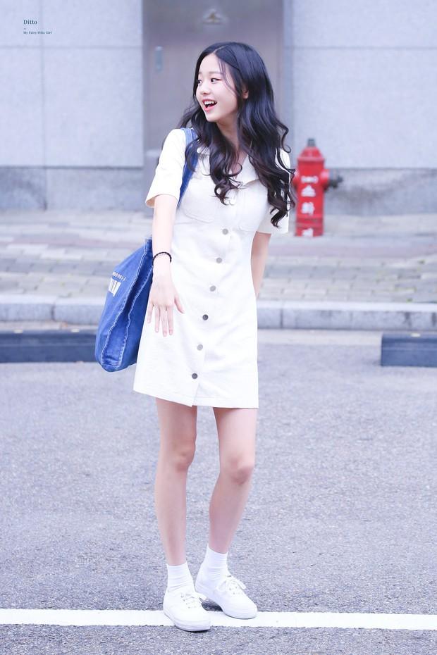 Thí sinh Produce 48 lại gây xôn xao vì đẹp vượt đẳng cấp nữ thần, nhưng bất ngờ hơn là năm sinh của cô nàng - Ảnh 10.