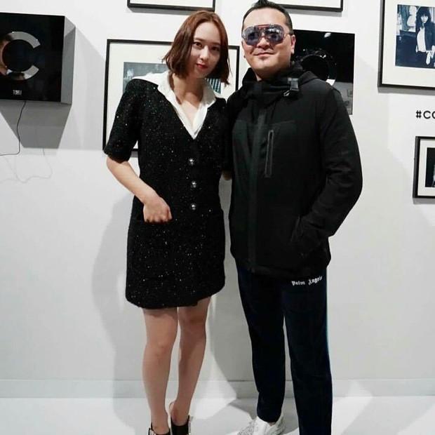 Những màn tuột dốc mỹ nhân Hàn chỉ muốn giấu nhẹm: Kẻ lộ mặt đơ cứng, tường thành bị bóc mẽ photoshop - Ảnh 22.