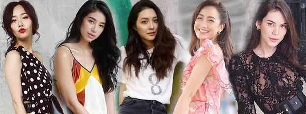 Đâu chỉ Hàn Quốc, showbiz Thái cũng có hội chị đẹp: Đã toàn mỹ nhân quyền lực và sang chảnh, lại còn chơi với nhau - Ảnh 1.