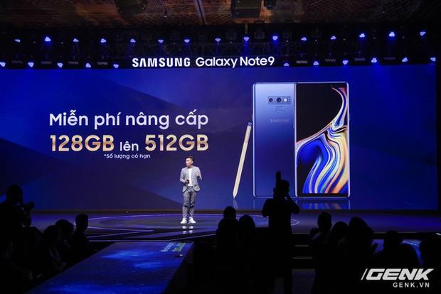 Samsung Galaxy Note9 gây bất ngờ tại Việt Nam với giá tốt hơn dự kiến gần 2 triệu cùng nhiều ưu đãi khủng - Ảnh 2.