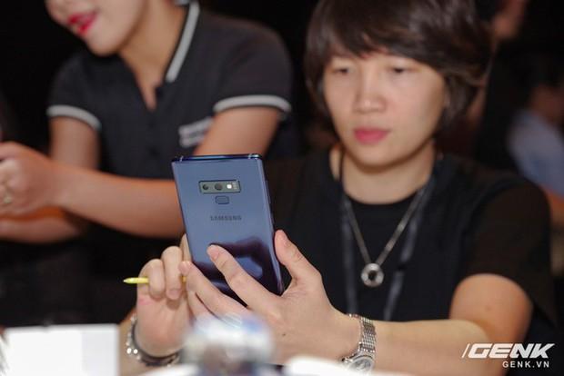Samsung Galaxy Note9 gây bất ngờ tại Việt Nam với giá tốt hơn dự kiến gần 2 triệu cùng nhiều ưu đãi khủng - Ảnh 5.